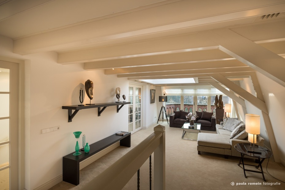 Ontwerp Classic Appartments Rotterdam